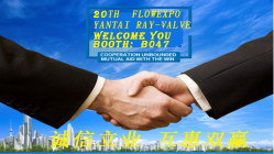 Welcome to 20th FLOWEXPO